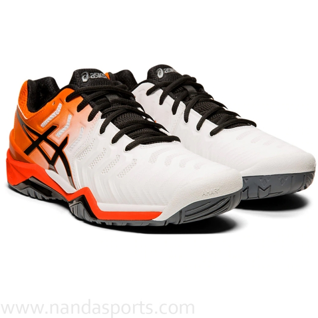 asics GEL-RESOLUTION 7 網球鞋