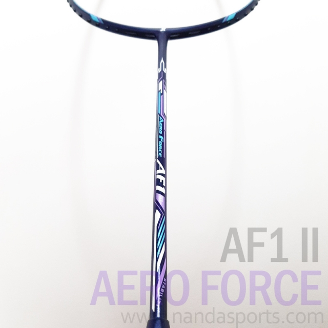 exthree AERO FORCE 1 III 羽球拍