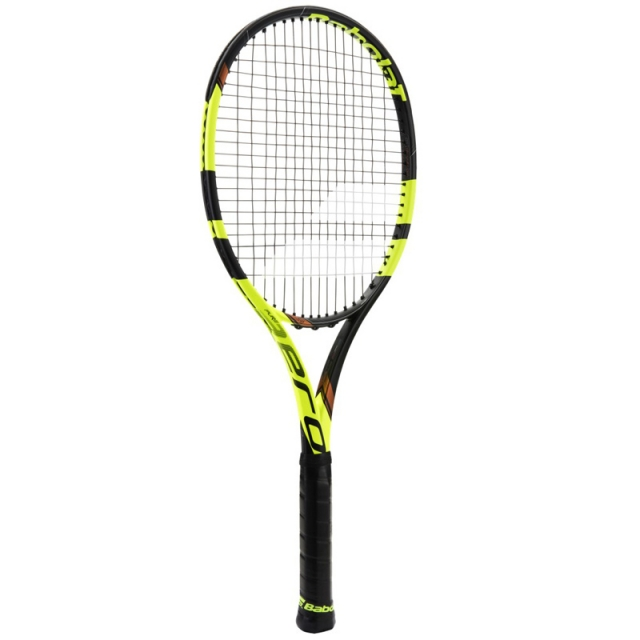 Babolat PURE AERO VS TOUR 網球拍+線