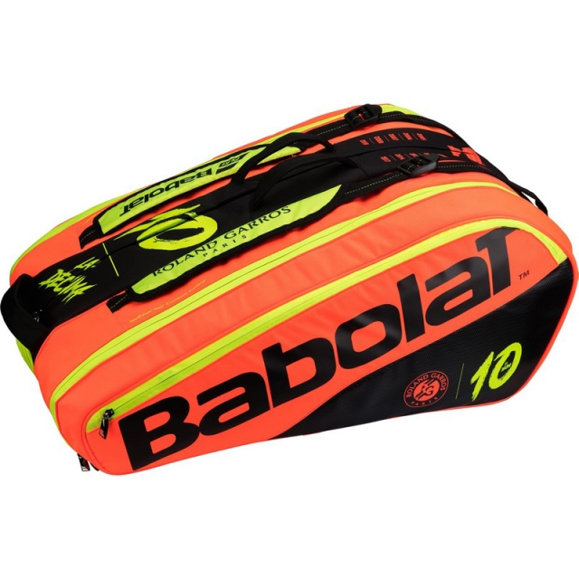 Babolat Pure Decima French Open 12R 拍包袋 法網限定