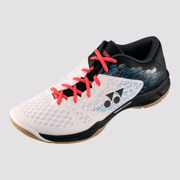 YONEX POWER CUSHION 03 羽球鞋 白黑