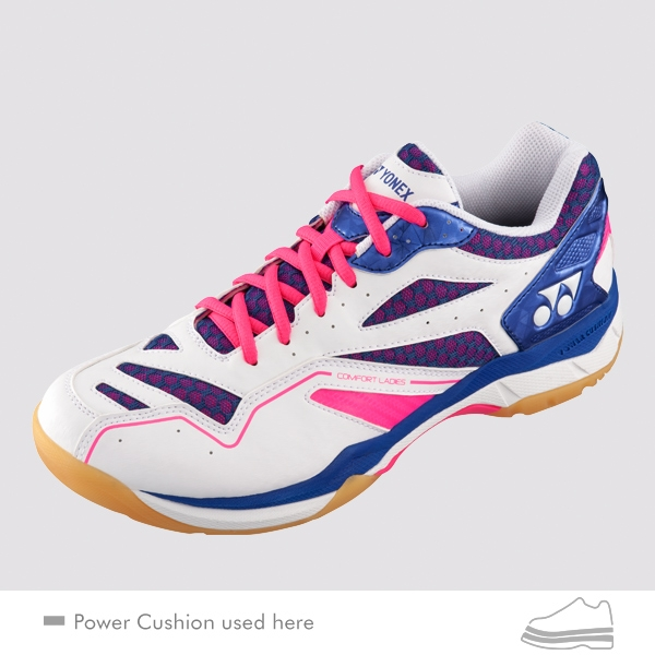 POWER CUSHION COMFORT LADIES 羽球鞋