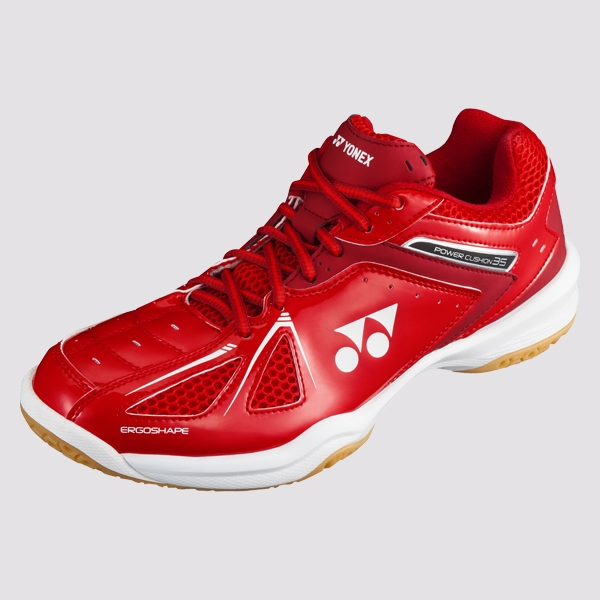 YONEX POWER CUSHION 35 羽球鞋 紅