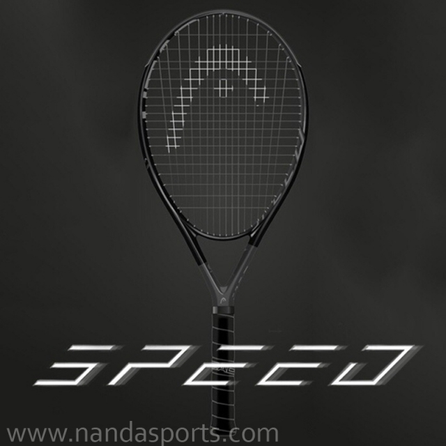 HEAD Graphene Speed X(Ti S6 SMU)網球拍+線