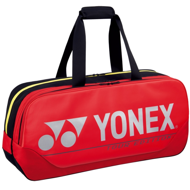 YONEX PRO TOURNAMENT BAG 巡迴賽拍包袋 紅