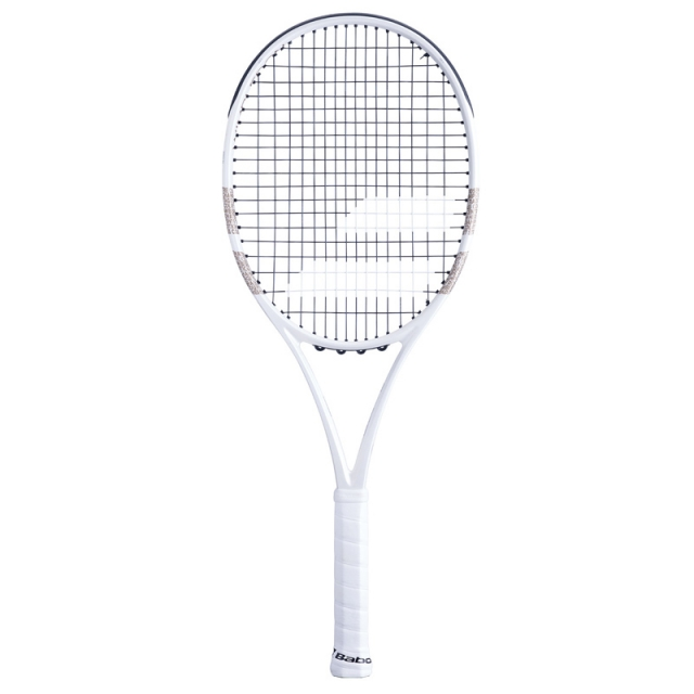 Babolat PURE STRIKE TEAM Wimbledon 網球拍+線(溫網限量發行)